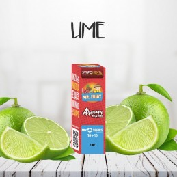 LIME 10+10 ML MIX SERIES MR.FRUIT - SVAPONEXT